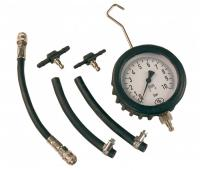SK Jetronik Pindur mini base set for measuring the fuel pressure in the fuel injection systems