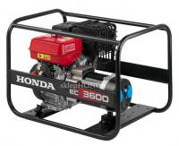 HONDA EC3600-phase power generator with a capacity of up to 3.6 kW